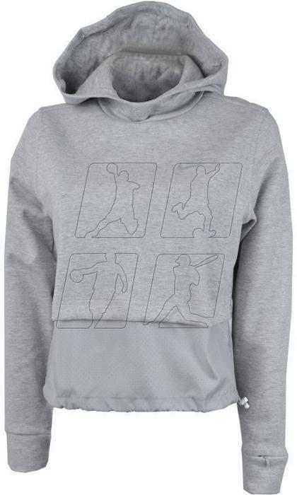 naprawdę wygodne nowe promocje niesamowite ceny Nike Sportswear Bluza Nike Advance 15 Fleece Hoody W 725718 ...