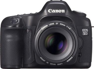 CanonEOS 5D body