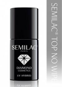 Semilac Diamond Cosmetics Top No Wipe Top wykończeniowy do lakierów hybrydowych