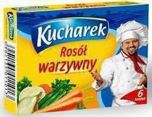 Prymat Rosół warzywny Kucharek 60g