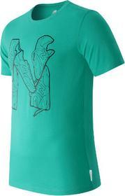 New Balance Koszulka EMT61728REF