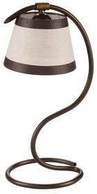 Alba Lampka 1 x 60 W E27 brązowa