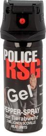 KKS GmbH Gaz pieprzowy KKS Police RSG Super-Gel 50ml Stream (12050-G) 2010000139653