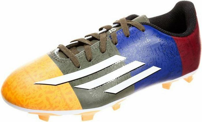 new product 23dbe 16433 adidas Performance F5 FG MESSI Korki Lanki kolorowy M21771 - Ceny i opinie  na Skapiec.pl