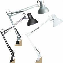 Rabalux Lampka biurkowa OPRAWA nowoczesna NA biurko ARNO 4214/4215/4216 czarny / biały / Srebrny