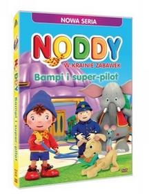 Noddy w krainie zabawek Bampi i super pilot DVD