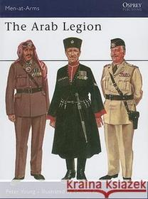 Peter Young The Arab Legion