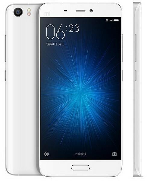 Xiaomi Mi 5 32GB Biały
