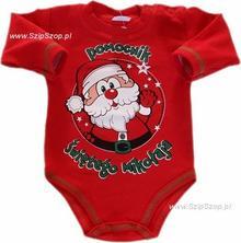 Body dla niemowląt Pomocnik Świętego Mikołaja 62
