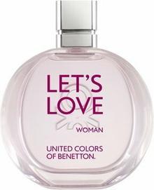 Benetton Lets Love woda toaletowa 30ml