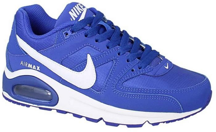 air max command damskie szare
