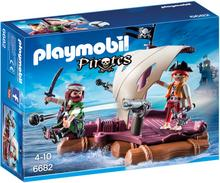 Playmobil 6682 Tratwa piracka