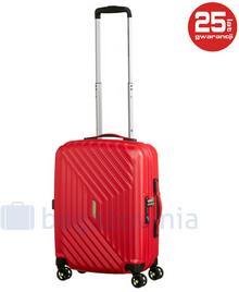 Samsonite AT by Mała kabinowa walizka AT AIR FORCE 1 74401 Czerwona - czerwony