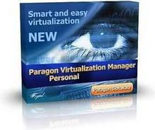Paragon Software Virtualization Manager 2010 Professional (3 stan.)