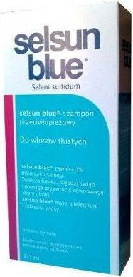 Selsun Blue Szampon przeciwłupieżowy do włosów tłustych 200ml