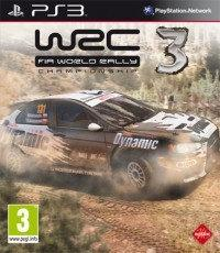 WRC FIA World Rally Championship 3 PS3