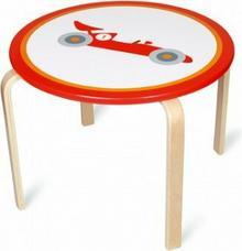 Scratch Europe Scratch Stolik drewniany dla Dzieci Formuła 1 6182310