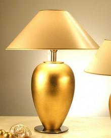 Hollander Holländer Holländer THETA SPESSO GRANDE lampa stołowa Złoty, 1-punktowy 039 K 1241