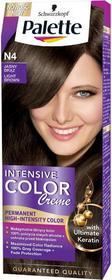 Schwarzkopf Palette Intensive Color Creme N4 Jasny brąz