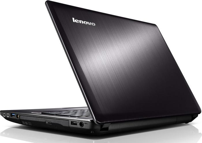 "Lenovo IdeaPad Y580 15,6"", Core i5 2,6GHz, 4GB RAM, 1000GB HDD (59-377745)"