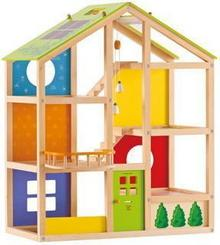 HaPe Drewniany domek dla lalek E3400