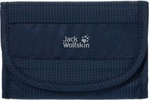Jack Wolfskin Portfel CASHBAG WALLET RFID night blue