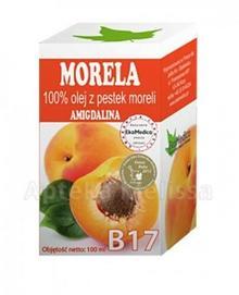 EkaMedica JARO-POL KOZY Olej z pestek moreli 100 % AMIGDALINA B17 100 ml 3003821