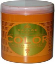 Kallos Color z olejkiem z ziarna lnu i chroniącym kolor filtrem UV 1000ml