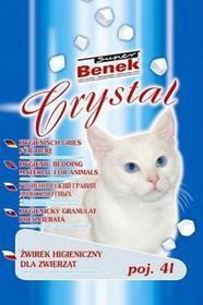 Benek Crystal Silikonowy 15kg