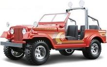 Bburago Jeep Wrangler 1:24 22033
