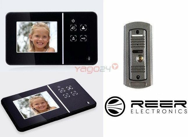 Reer Electronics Domofon video VI-310