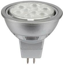 Diall Żarówka LED GU5.3 8 W 621 lm mleczna barwa zimna 3 szt.