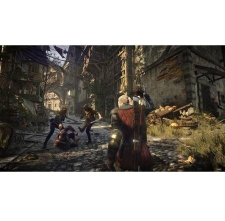 Wiedźmin 3 Dziki Gon PS4