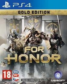 For Honor Gold Edition PS4