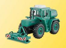 Kibri MB traktor z osprzętem do zbierania asfaltu 15213