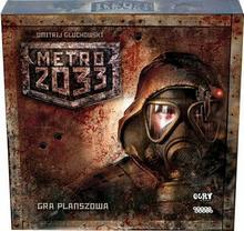 Ogry Games Metro 2033