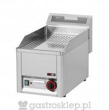 RedFox Płyta grillowa chromowana gazowa GDRL C 33 G GDRL-C-33-G