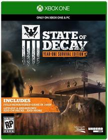State of Decay - Year One Survival Edition Xbox One