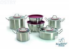 Berghoff Garnki 12-częściowy Hotel Line Pots & Pans 2H 1112005