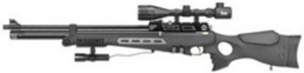 Hatsan Wiatrówka Karabinek PCP - RANGER BT65RB ELITE kal. 6,35mm