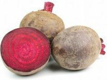 ŚWIEŻE (owoce i warzywa) - tacki i sztuki BURAK CZERWONY ŚWIEŻY BIO (POLSKA) (si