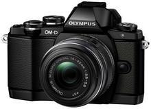 Olympus OM-D E-M10 + 14-42 II 3D czarny