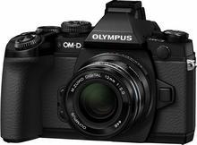 Olympus OM-D E-M1 + 12-40 kit 3D czarny