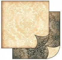 Stamperia Producent papier ScrapArt do scrapbookingu ORNAMENT PAPIER S