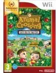 Animal Crossing: Lets Go to the City (Selects) Wii