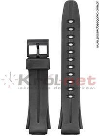 Diloy Pasek 573EJ1 - czarny, silikonowy