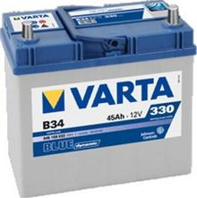 Varta BLUE DYNAMIC B34 45Ah 330A L+