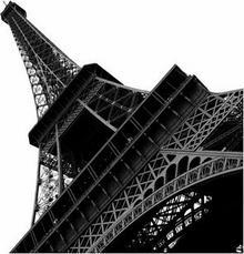 Wieża Eiffel, Paryż - Obraz, reprodukcja