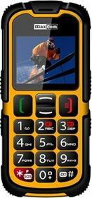Maxcom MM911 Strong Czarno-żółty