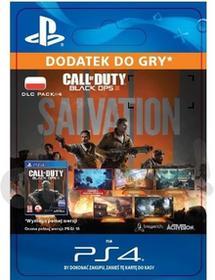 Call of Duty Black Ops III Salvation DLC PS4 [kod aktywacyjny]